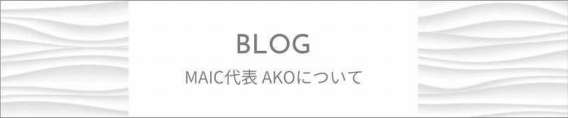国際イメージコンサルタントako