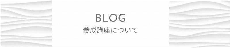 ブログ(イメージコンサルタント養成講座について)