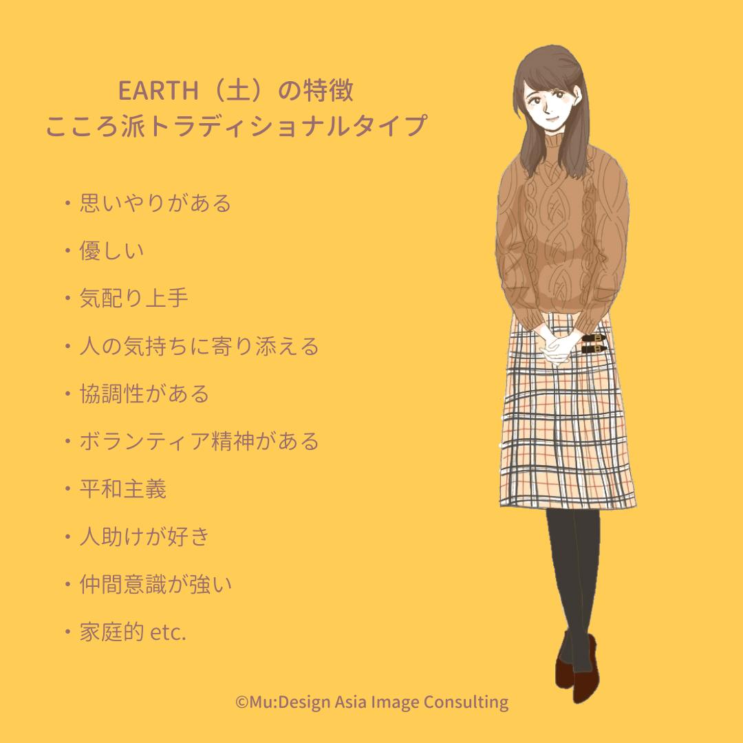 earthタイプ