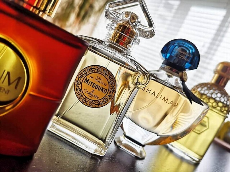 イメージコンサルティング香水