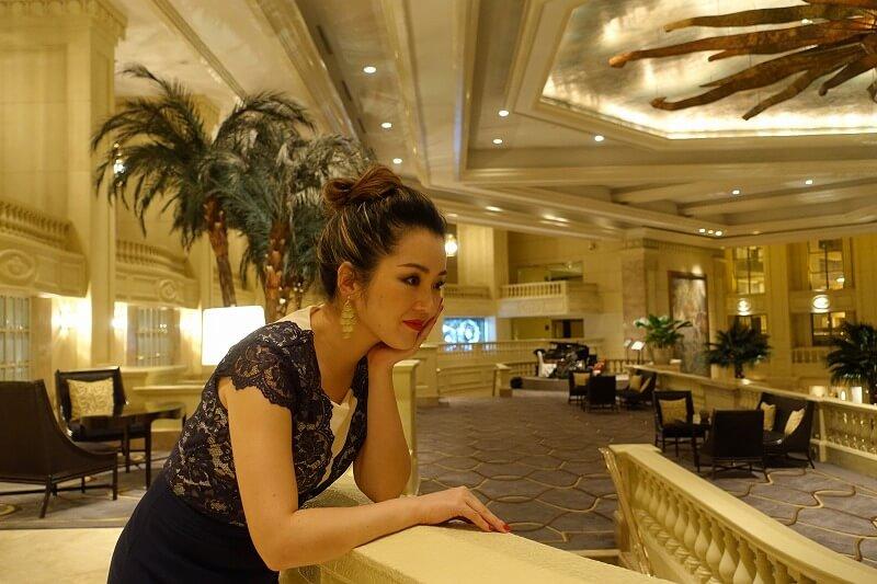 ペニンシュラホテル