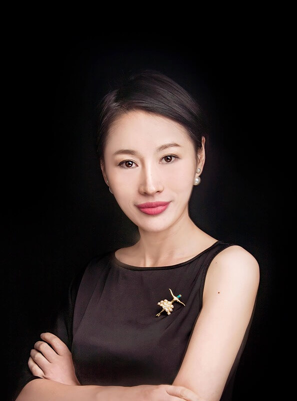 Image Consultant Amy Wang