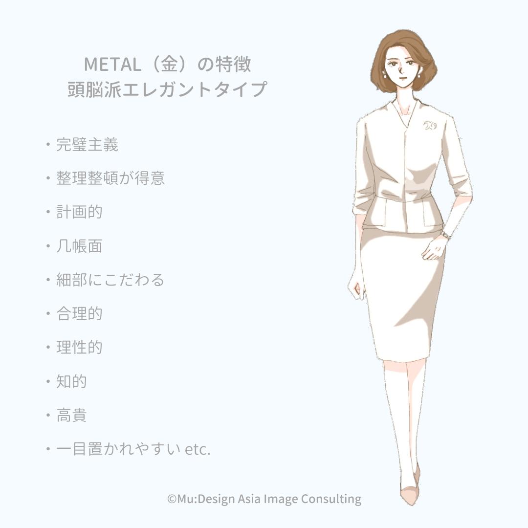 metalタイプ