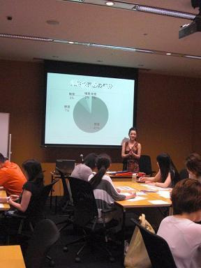 印象学を使って、なりたい自分になろう!                               国際イメージコンサルタント ako  / Akiko Sarah Takata-Magno