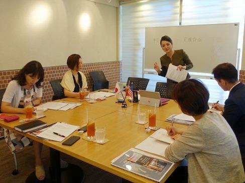【残席1】国際マナー・コミュニケーションインストラクター養成講座