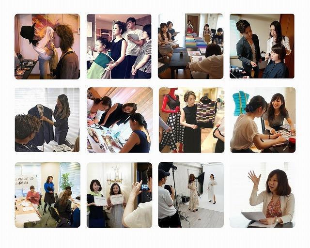 国際イメージコンサルタント養成講座14期生募集要項発表