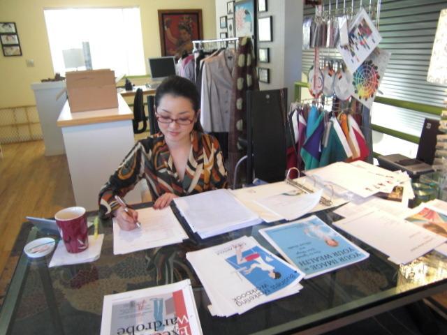 印象学を使って、なりたい自分になろう!国際イメージコンサルタント協会認定イメージコンサルタント Akiko Sarah Takata-Magno-Training