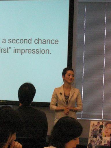 $印象学を使って、なりたい自分になろう!                               国際イメージコンサルタント ako  / Akiko Sarah Takata-Magno